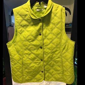 Liz Claiborne Lizgolf vest
